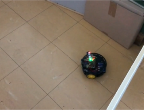 Robot Obstacle Avoidance with Oscillatory Neural Networks (ONN) Implemented on an FPGA