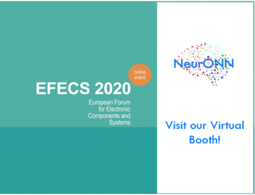 EFECS 2020 – NeurONN Virtual Booth