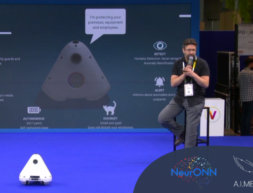 A.I.Mergence in VivaTech Exhibition!